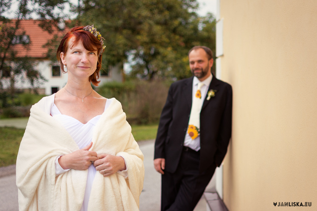 Fotografování svatby jižní Čechy, fotograf Jan Liška, Veselí nad Lužnicí