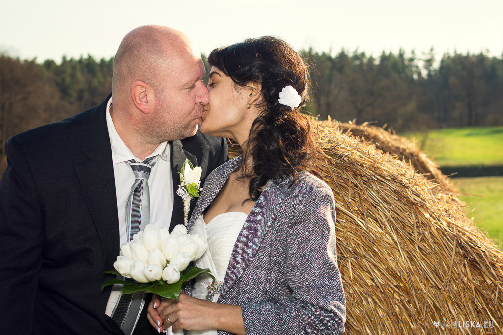 Fotografování svatba České Budějovice, Tábor, Veselí nad Lužnicí, jižní Čechy