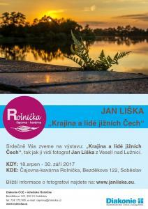 Fotograf jižní Čechy