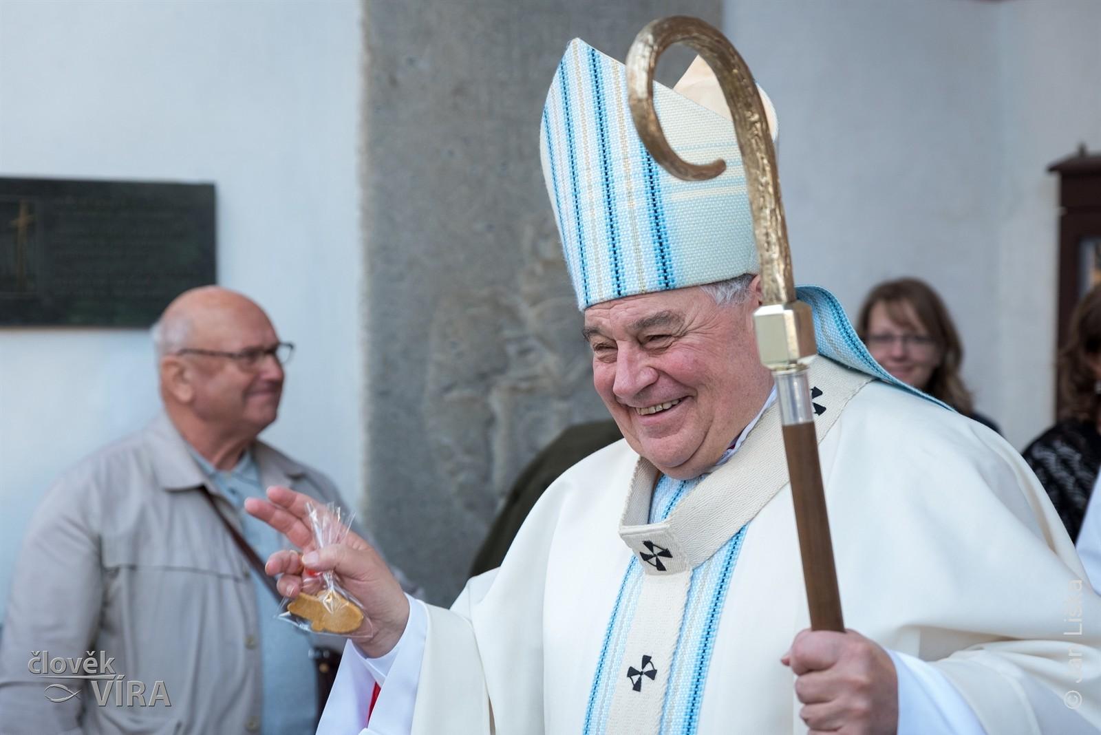 kardinál Dominik Duka, OP