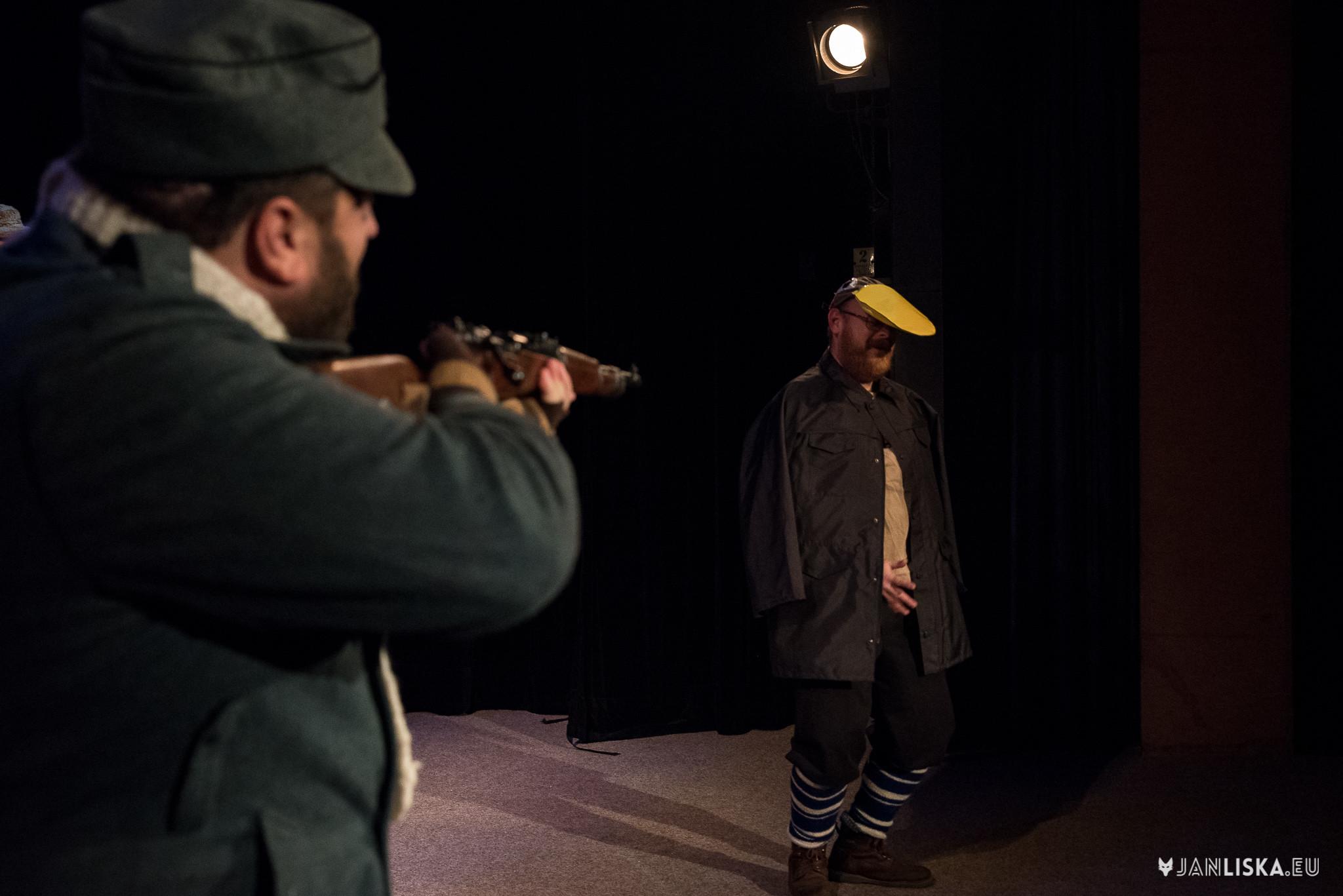 Divadelní fotografie