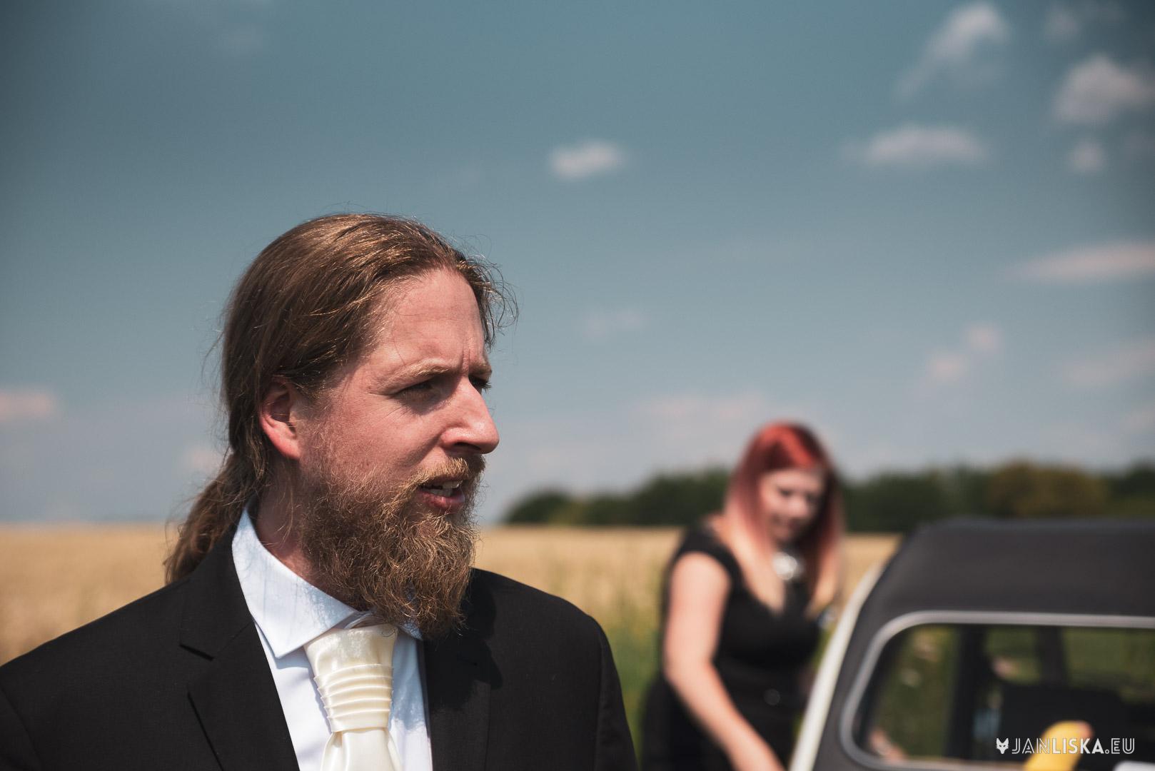 Svatební fotograf Veselí nad Lužnicí