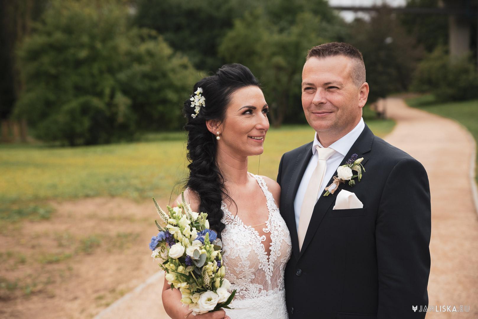 Svatební fotograf